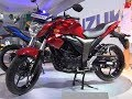 Suzuki Gixxer - Review video