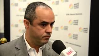 Luis Gouveia, Director, Hotel Continental