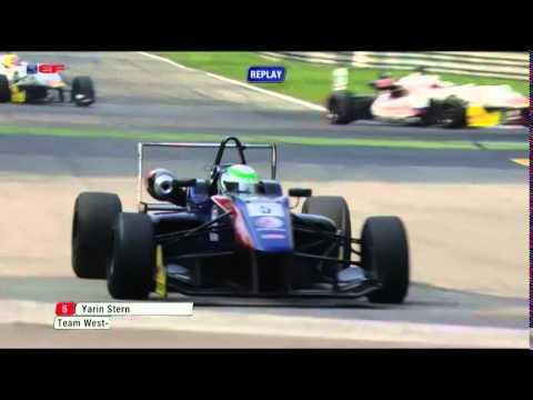 Euroformula Open ROUND 7 ITALY – Monza Race 2 – Alex Palou