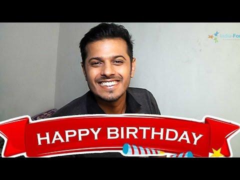 Neil Bhatt's birthday celebration