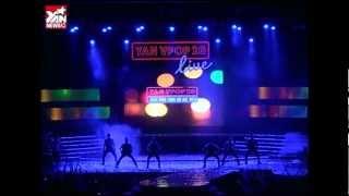 [HD] Blow Up - Hồ Ngọc Hà [YAN Vpop 20 Live]