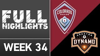 HIGHLIGHTS | Colorado Rapids vs. Houston Dynamo by Major League Soccer