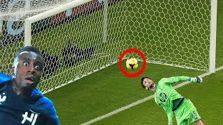 Video Top 30 Most Heroic Goalkeepers Saves 2018 HD MP3, 3GP, MP4, WEBM, AVI, FLV Agustus 2018