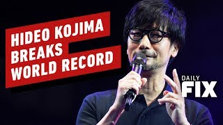 Death Stranding Creator Hideo Kojima Breaks World Record - IGN Daily Fix by IGN