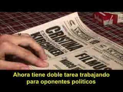 Clientelismo político en las recientes elecciones de Argentina