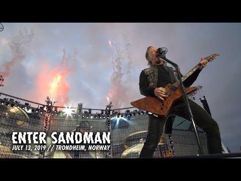 Metallica: Enter Sandman (Trondheim, Norway - July 13, 2019)