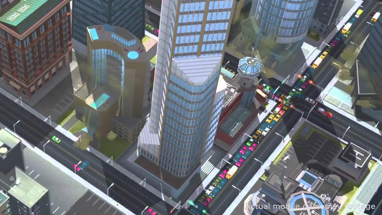 "EA Releases New 'SimCity BuildIt' Trailer, Worldwide Launch ""Coming Soon"""