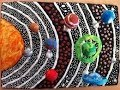 Como hacer una maqueta del SISTEMA SOLAR 10 - YouTube