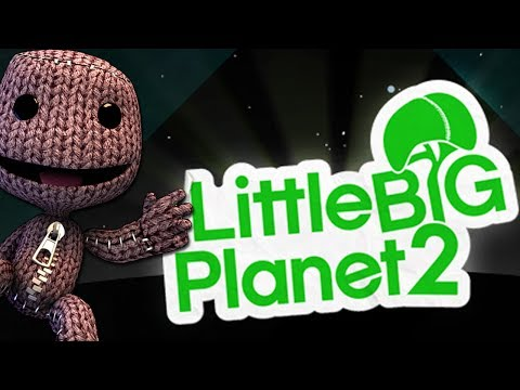 LittleBigPlanet 2: INTRODUCTION, MINECRAFT-STYLE