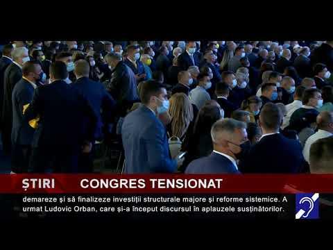 Congresul PNL, tensionat