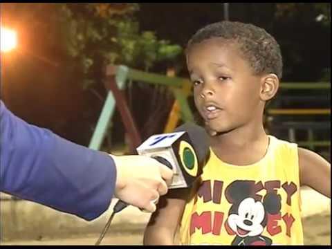 [RONDA GERAL] Crianças e adultos reclamam da falta de segurança e infraestrutira da Praça do Carmo, em Olinda