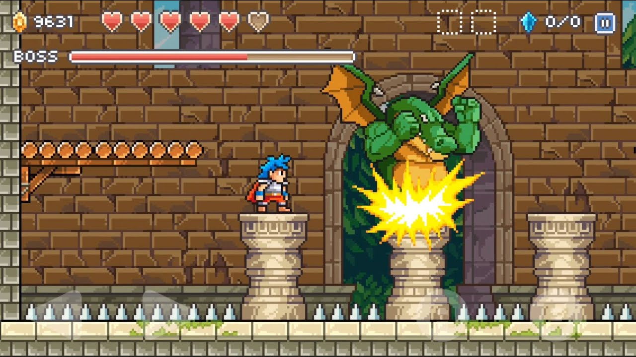 Action Platformer Favorite 'Goblin Sword' Gets New Chapter, New Items, and iCloud Support in Latest Update