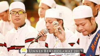 Shollatullahima - Ya Thoyiba Az Zahir ( Unnes Bersholawat 2017 )