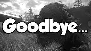Goodbye, MWR...