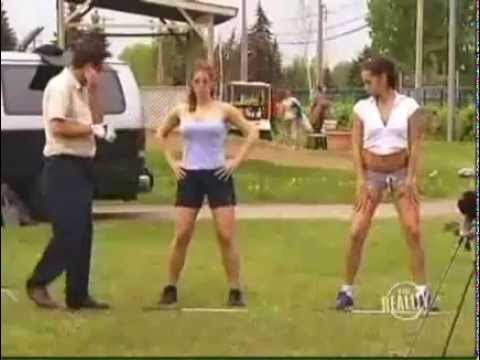 Golf Lesson gets a little to Sexy