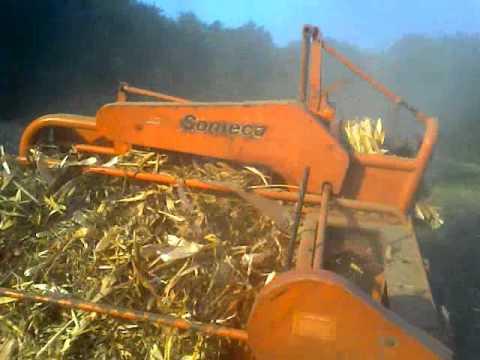 Baliranje kukuruzovine , SOMECA M11