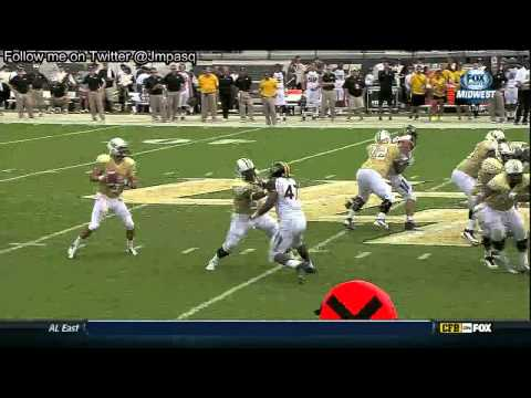 Blake Bortles vs Missouri 2012 video.