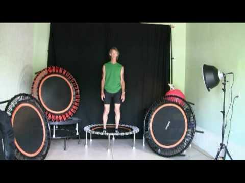 QiBounding – Back & Brain Exercise on the Rebounder
