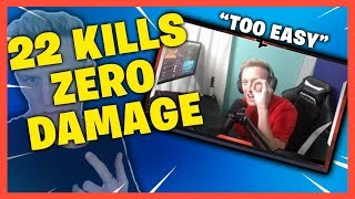 TFUE GETS 22 KILLS AND TAKES 0 DMG | BEST MOMENTS #17