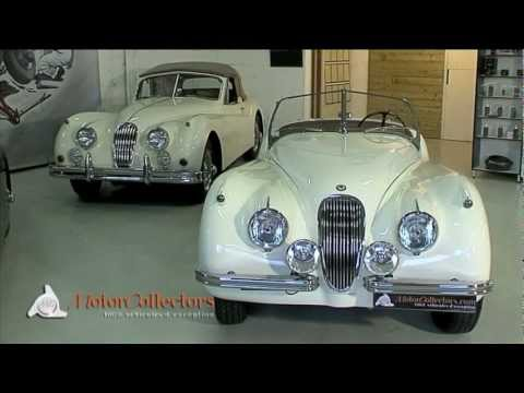 Conseil achat Jaguar XK 120