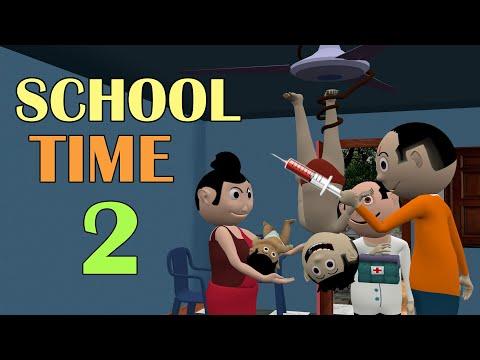 SCHOOL TIME 2 | Jokes | CS Bisht Vines | Desi Comedy Video | School Classroom Jokes