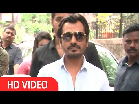 Nawazuddin Siddiqui | Speak about | Mumbai Road |