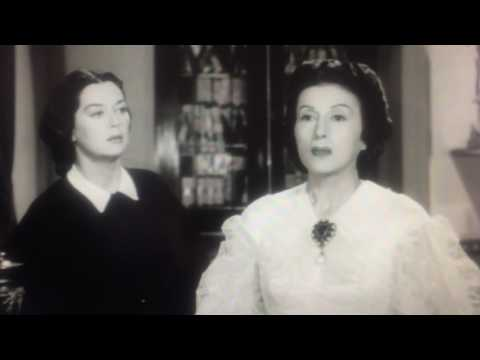 Rosalind Russell & Katina Paxinou tear it up! (видео)