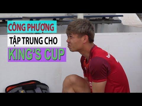 Công Phượng kệ dư luận, chỉ tập trung cho đội tuyển Việt Nam - Thời lượng: 1:06.