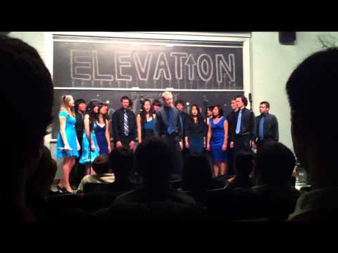 """Grace"" (U2) as performed by the Good News Christian A Cappella group (16 of 18)"