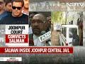 Blackbuck Poaching Case: Salman Khan Gets 5 Years In Prison, Reaches Jodhpur Jail - Video