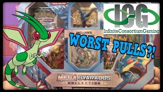 Pokemon Cards! WORST Mega Gyarados Collection Box! by Master Jigglypuff and Friends