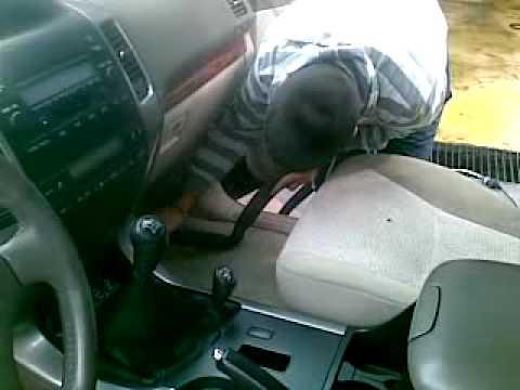 Dubinsko pranje automobila - TOYOTA - Clean Service