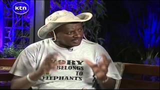 Jeff Koinange Live With Sergey Yastrzhembsky: Protecting Our Elephants 28th April 2016 (Part 3)