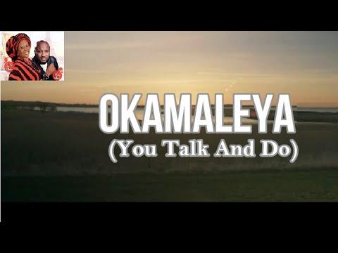 OKAMALEYA - Laura Abios [Lyrics Video]