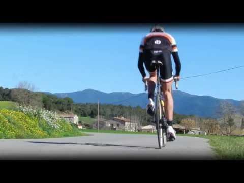 Alex Lopez Diarios de Bicicleta reto 2013 # 1m50  clip Presentación