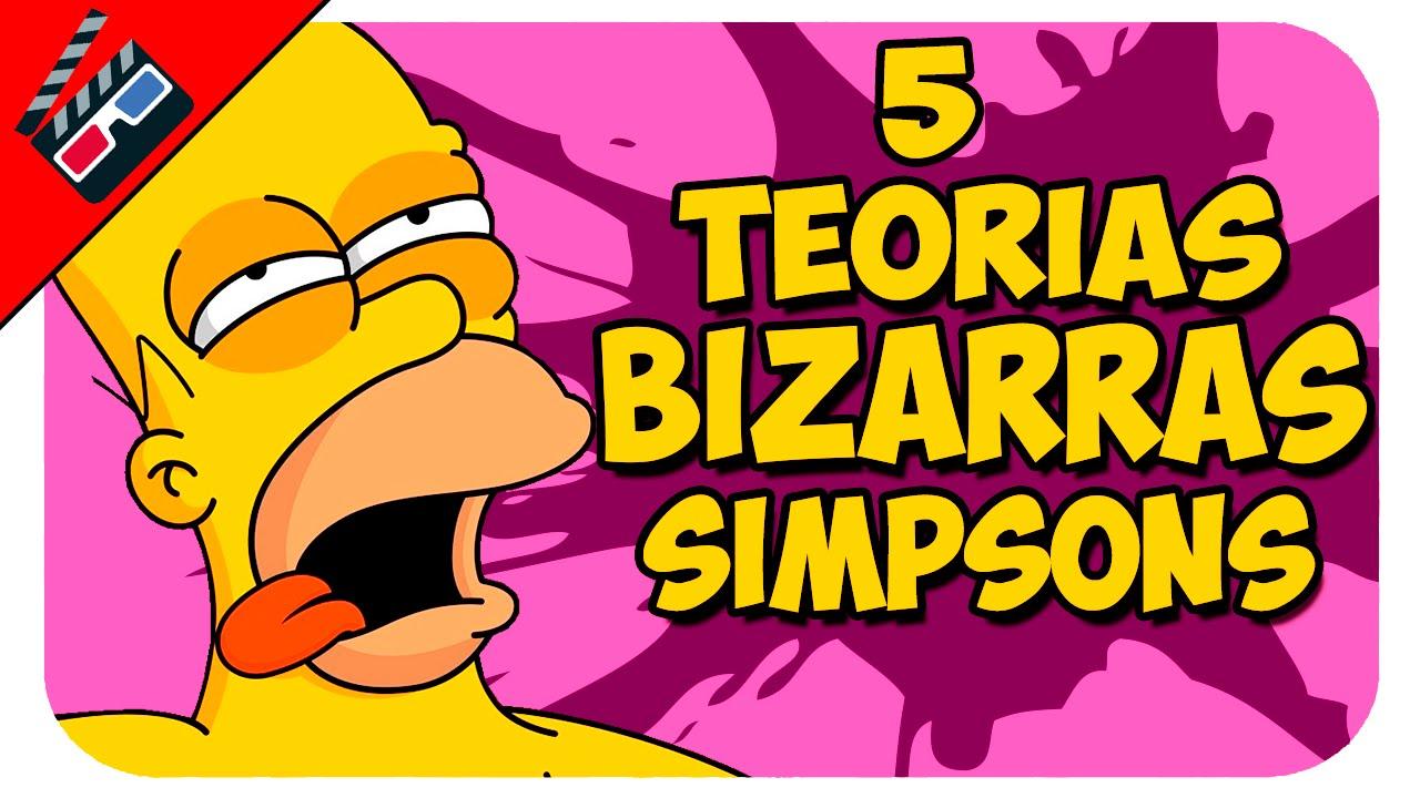5 teorias bizarras dos Simpsons