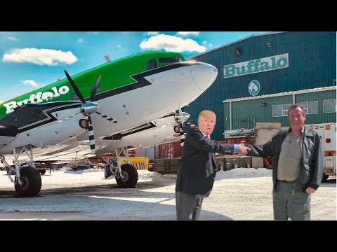 """(*April Fools)""""Buffalo Joe Buys a Turbine"""" Plane Savers E90 (APRIL 1st)"""