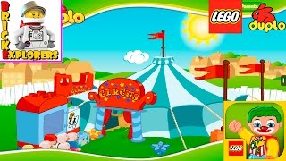 LEGO DUPLO Circus funny game for Kids #1