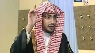 عمر رضي الله عنه و المال  للشيخ صالح المغامسي