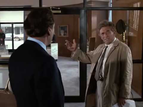 Lieutenant Columbo in Columbo