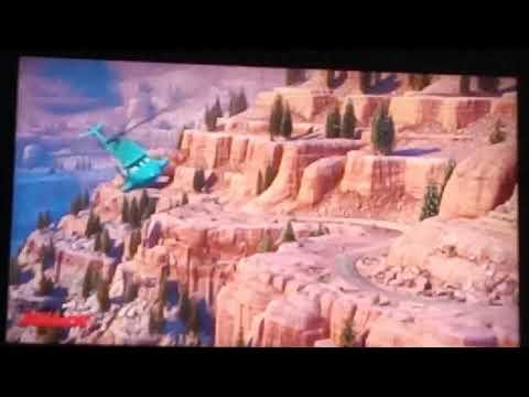 Cars Una Aventura Sobre Ruedas Creditos en Disney Junior