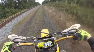 10. Rm250 Top Speed Full Throttle