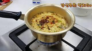 [강신우의 닥치Go]농심 연구원이 밝힌 '라면 맛있게 끓이는 방법'/신라면, 짜파게티