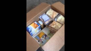 Boxes of Hope for Mexican Pastors and there families