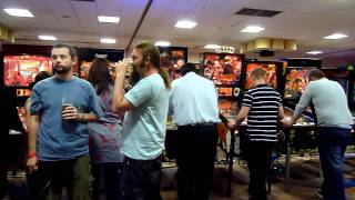 Daventry United Kingdom  city photo : UK Pinball Party Daventry 2011