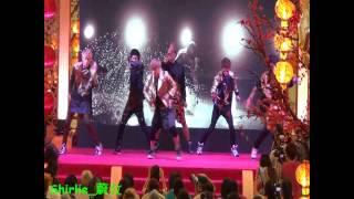 20140116 Ah Beng Mission Impossible Gala Premiere - Mini Concert [ N Sonic - Lie ]
