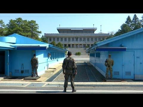Südkoreas Moon empfängt Nordkoreas Kim am Freitag an de ...