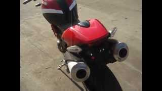 10. 2010 DUCATI MONSTER 1100S $8000 FOR SALE WWW.RACERSEDGE411.COM