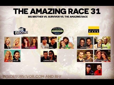 The Amazing Race 31 Prediction & My Way