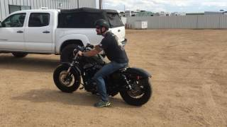 8. 2013 Harley Davidson Softtail Sportster 1200 XL For Sale Custom Parts Test Drive